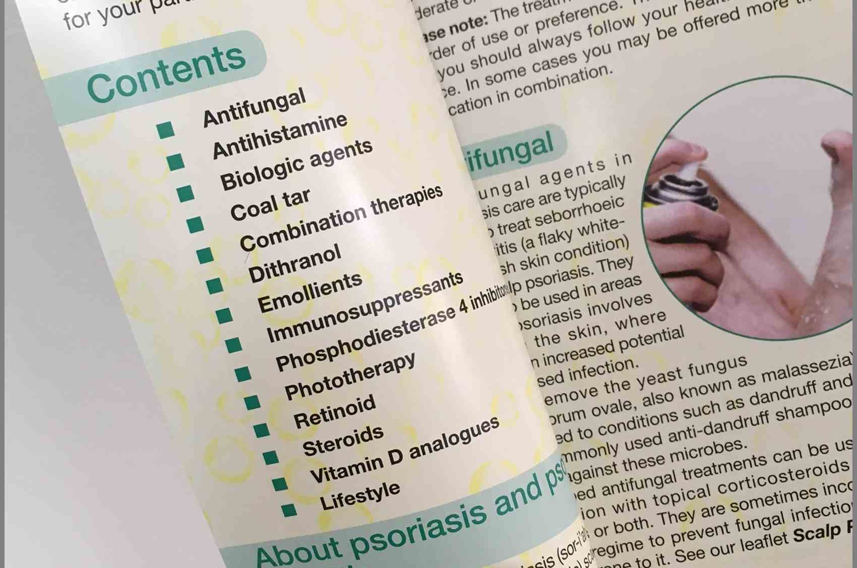Treatments for Psoriasis (1)