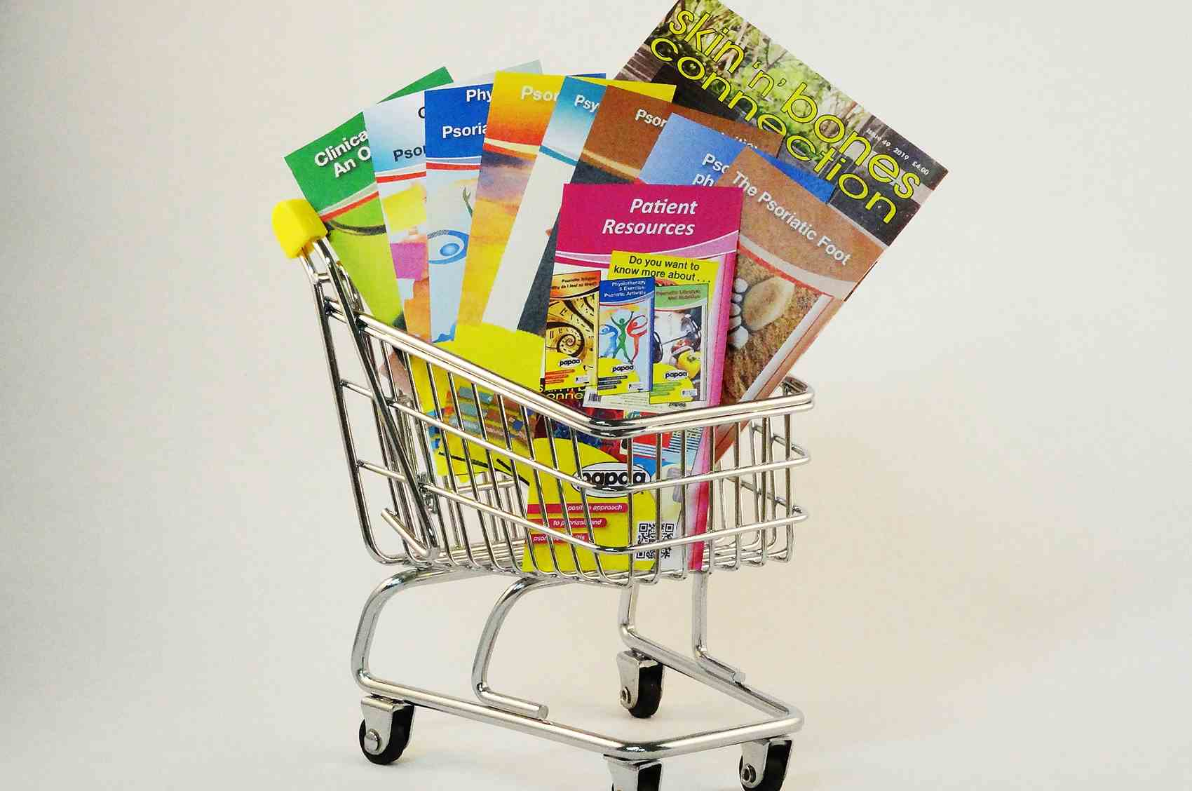 Patient resources trolley